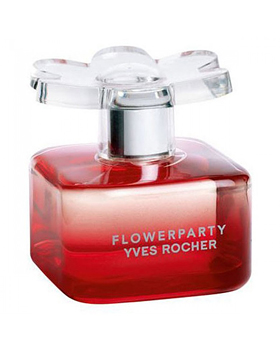 Flowerparty от Yves Rocher